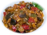 Ratatouille aux Légumes Confits