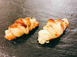 Mini Croissant Pesto