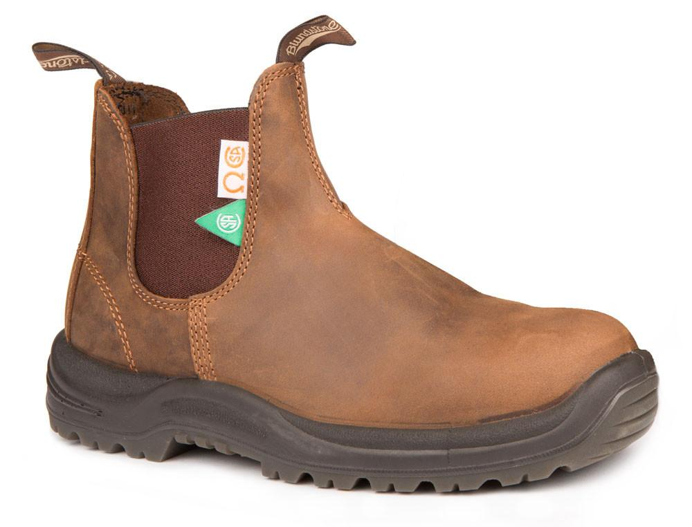 Blundstone 164- Crazy Horse Brown