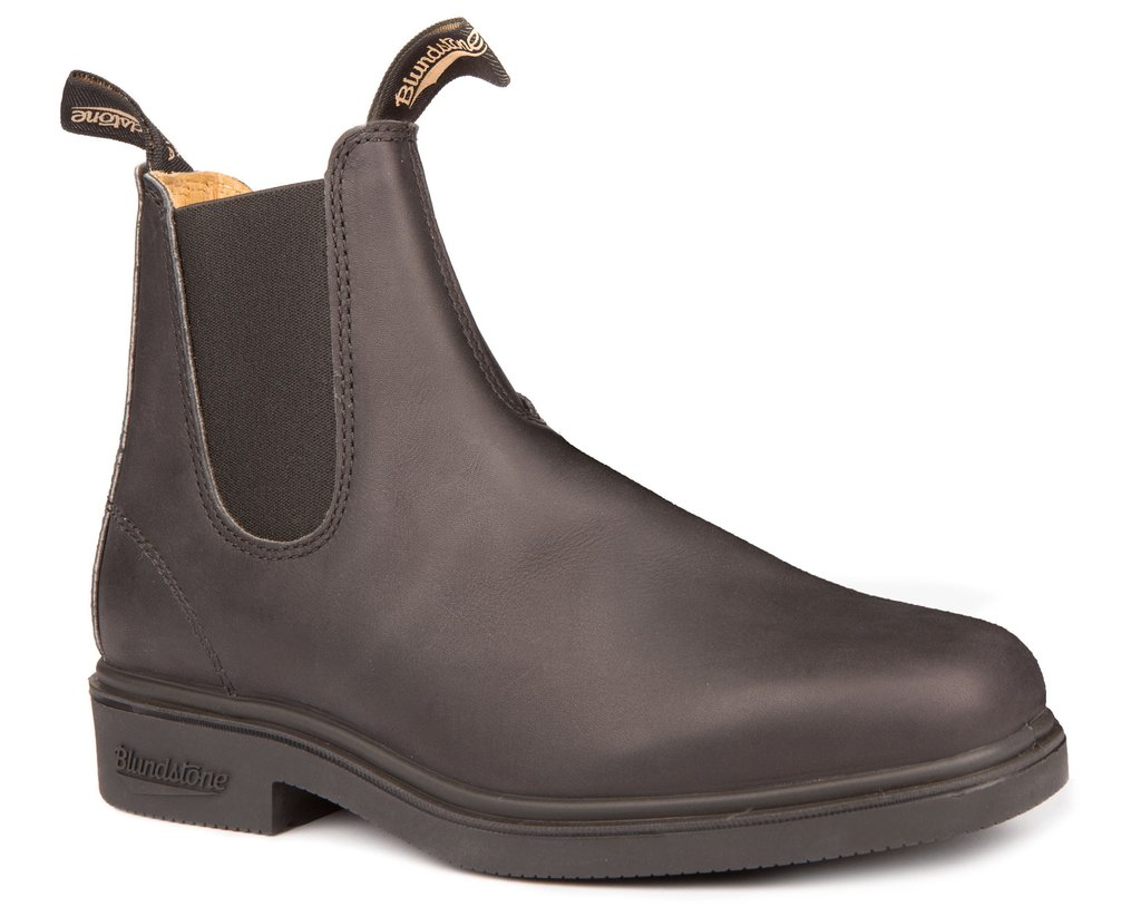 Blundstone 068 -The Chisel Toe Black