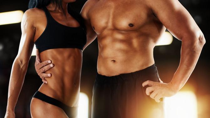 La bellezza dei muscoli