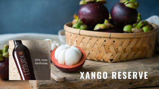 Xango Reserve e il frutto di mangostano