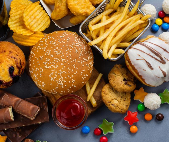 Cosa c'è dietro alcuni dei 5 cibi peggiori da mangiare.