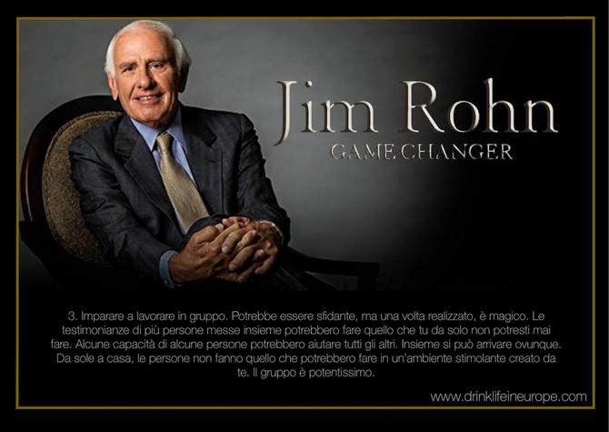 L'INTERVISTA DI JIM ROHN