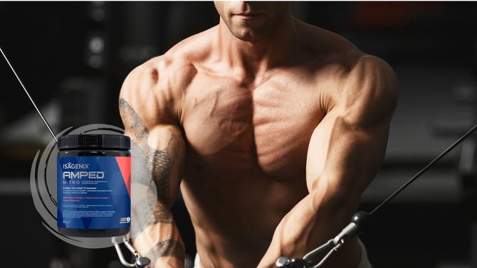 Studio clinico rileva che i prodotti pre-allenamento AMPED migliorano le prestazioni dell'esercizio