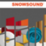 Snowsound acoustic panels and fabric called Snowsound Fiber that is patented with NRC ratings of 1.0
