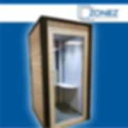 Zonez Private Spaces and Phone Booths for Commercial Furniture an Business offices