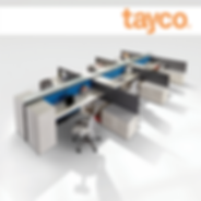 Tayco commercial office furniture systems tables private offices and benching