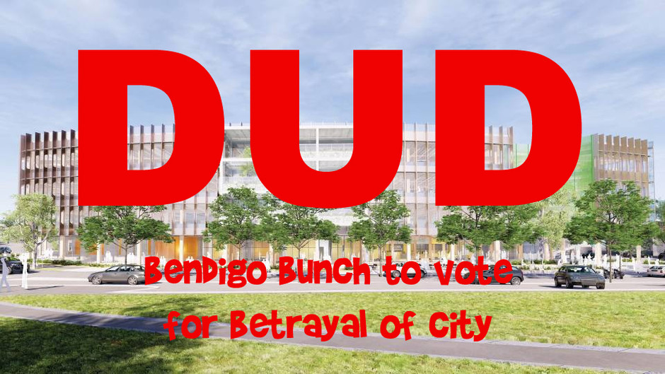 Proposed Bendigo GovHub site valued at $5.5m, decision to come before council next week