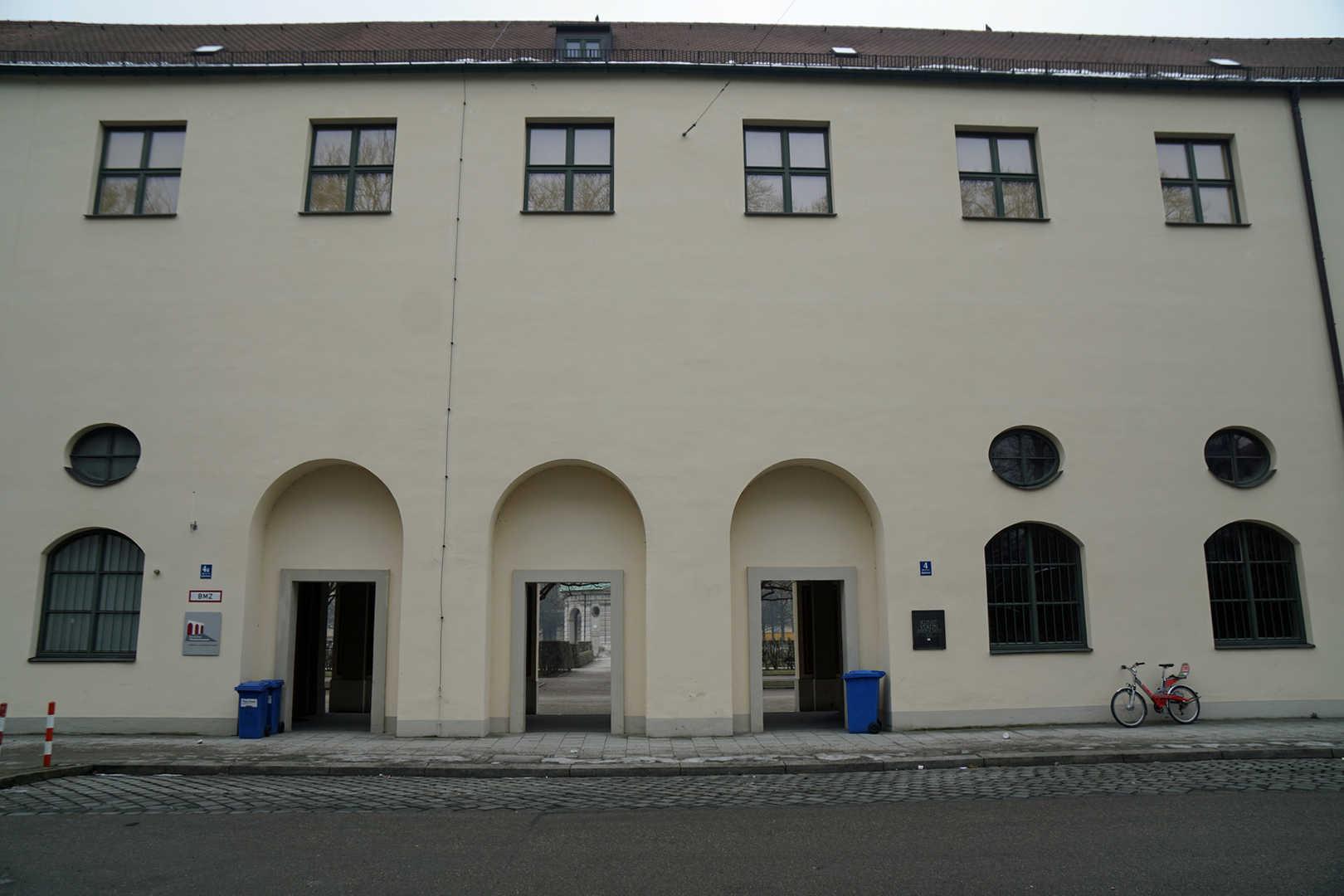 Galeriestraße - Ausstellung Entartete Kunst - München - schwarzgold.info