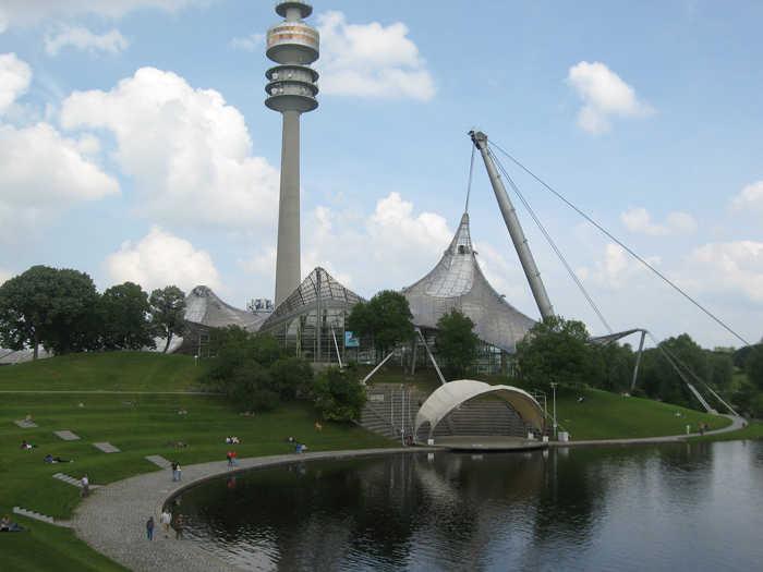 Olympiapark - schwarzgold.info