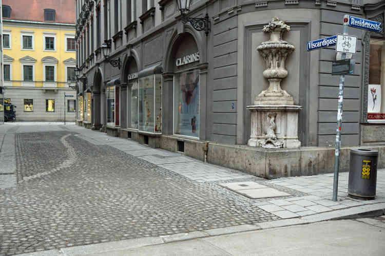 Viscardigasse / Drückebergergasse - München - schwarzgold.info
