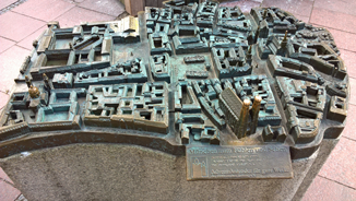 Bronzemodell München zum Fühlen und Sehen - schwarzgold.info