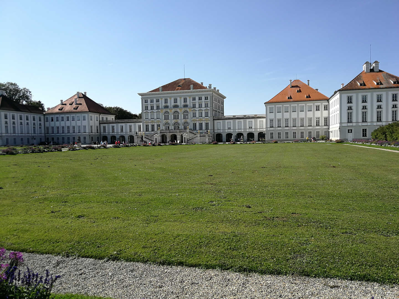 Schloss Nymphenburg - schwarzgold.info