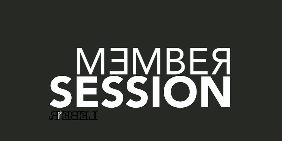 Member Session - April