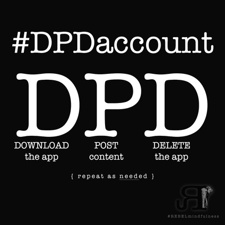 #DPDaccount - Social media without the wasted time
