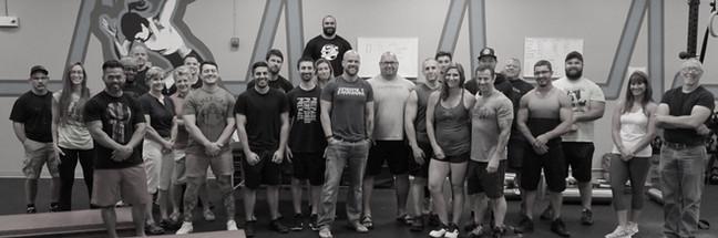 Group Photo - Iron Empire