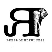 Rebel Mindfulness Elephant Logo