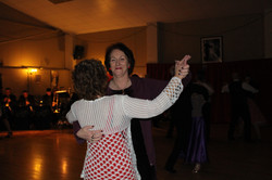 Dancing in Plymouth