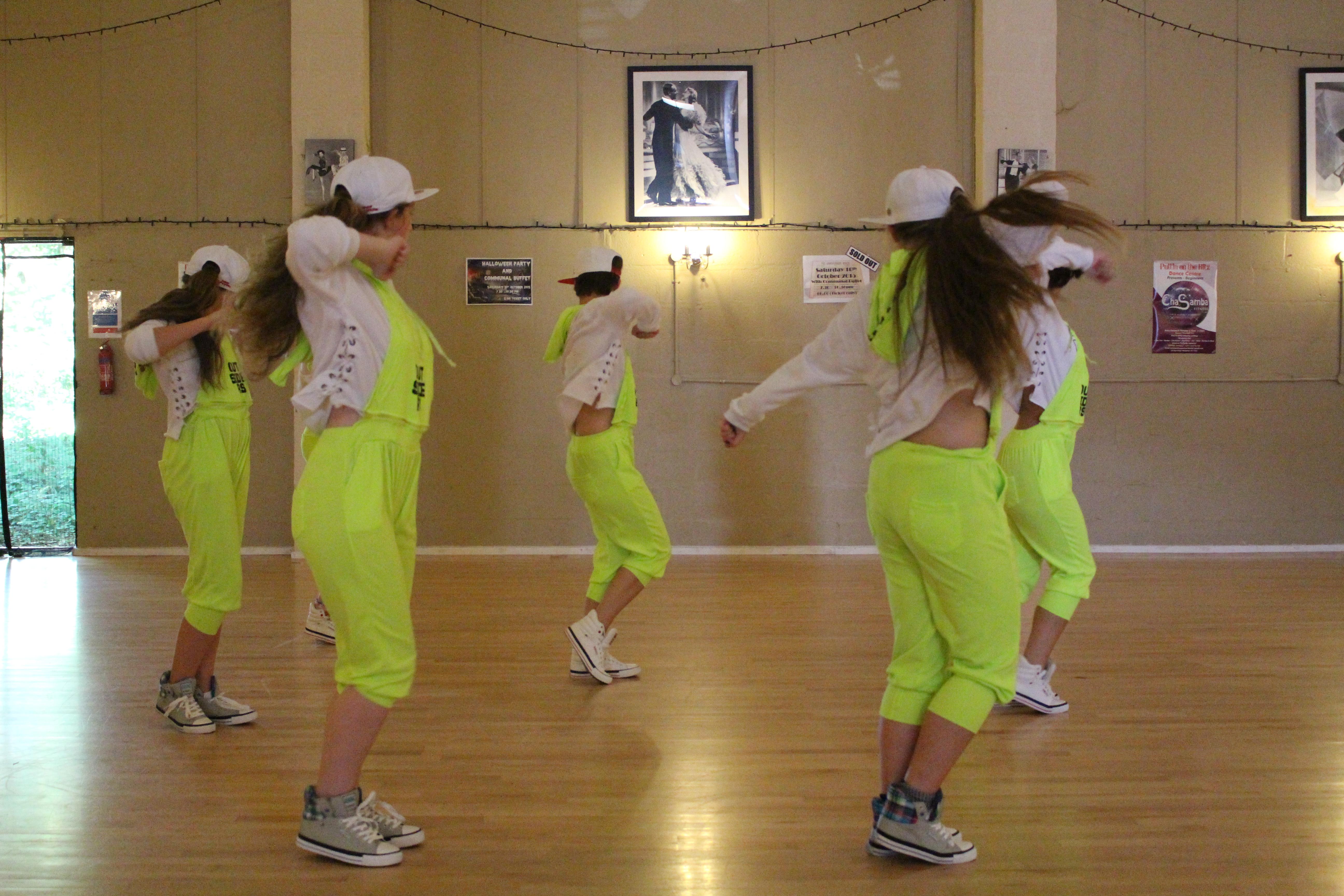 street dance team