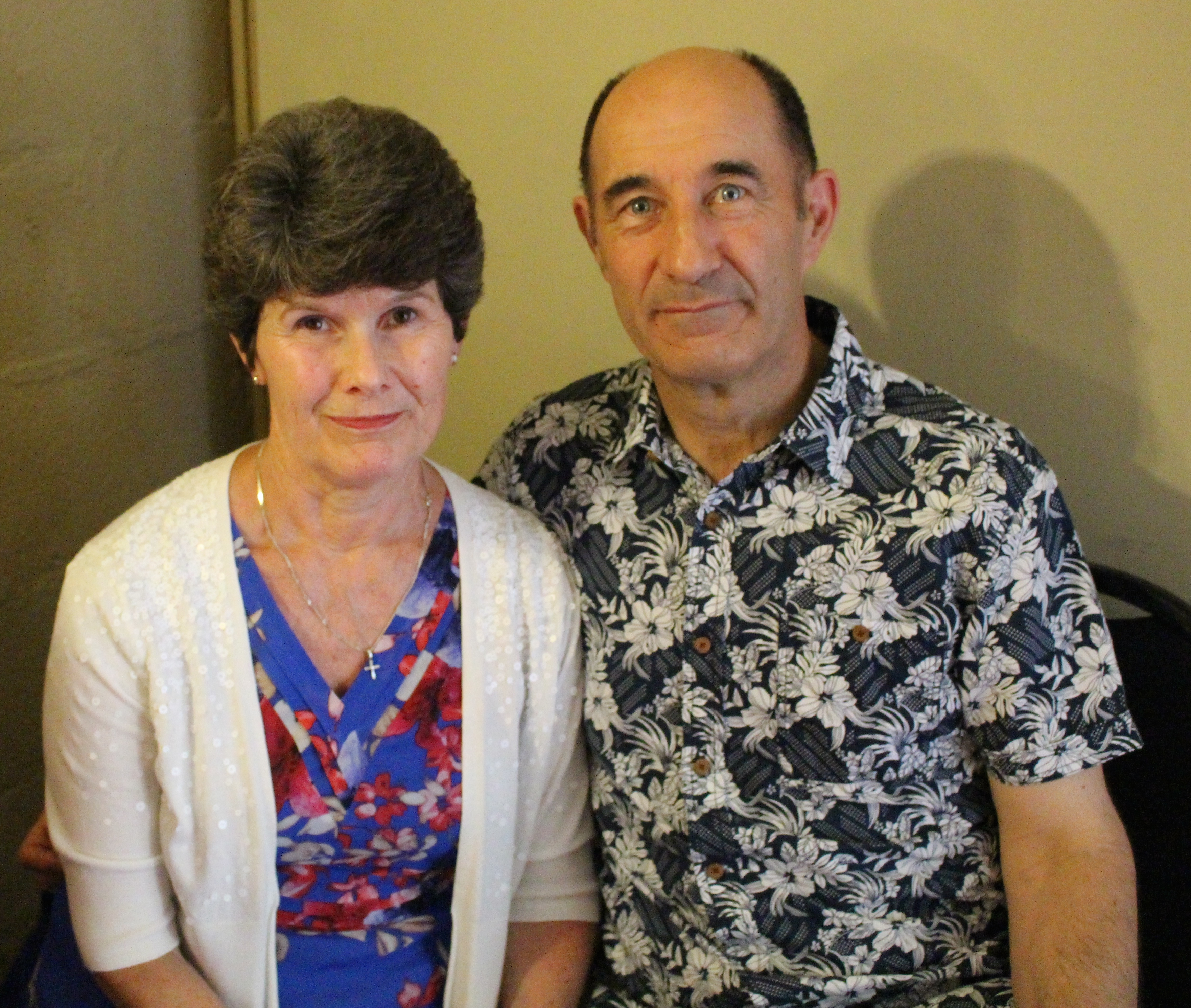 Lynn and Keith