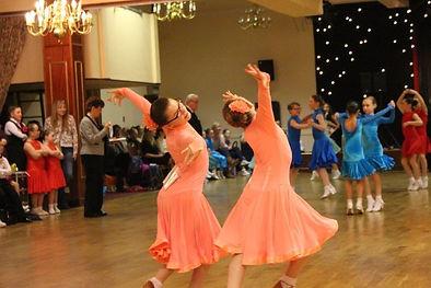 Children's Dance Classes Plymouth Latin and Ballroom