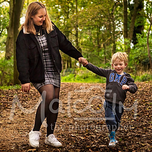 Calke Abbey Family Shoot