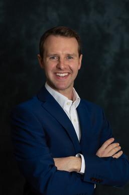 Business Portrait - Professional Man - M