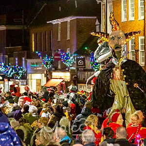 Tenterden Xmas Lights (Public Album)