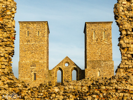 A Photographer Explores Kent no. 3: Reculver