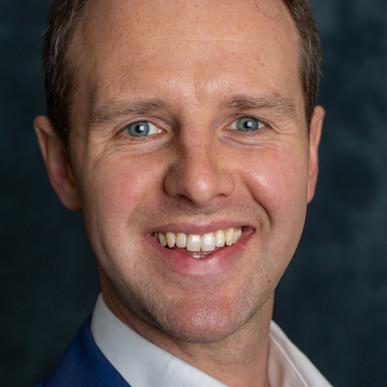 Business Headshot - Professional Man - M