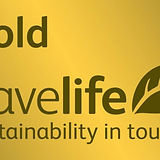 the official travelife logo