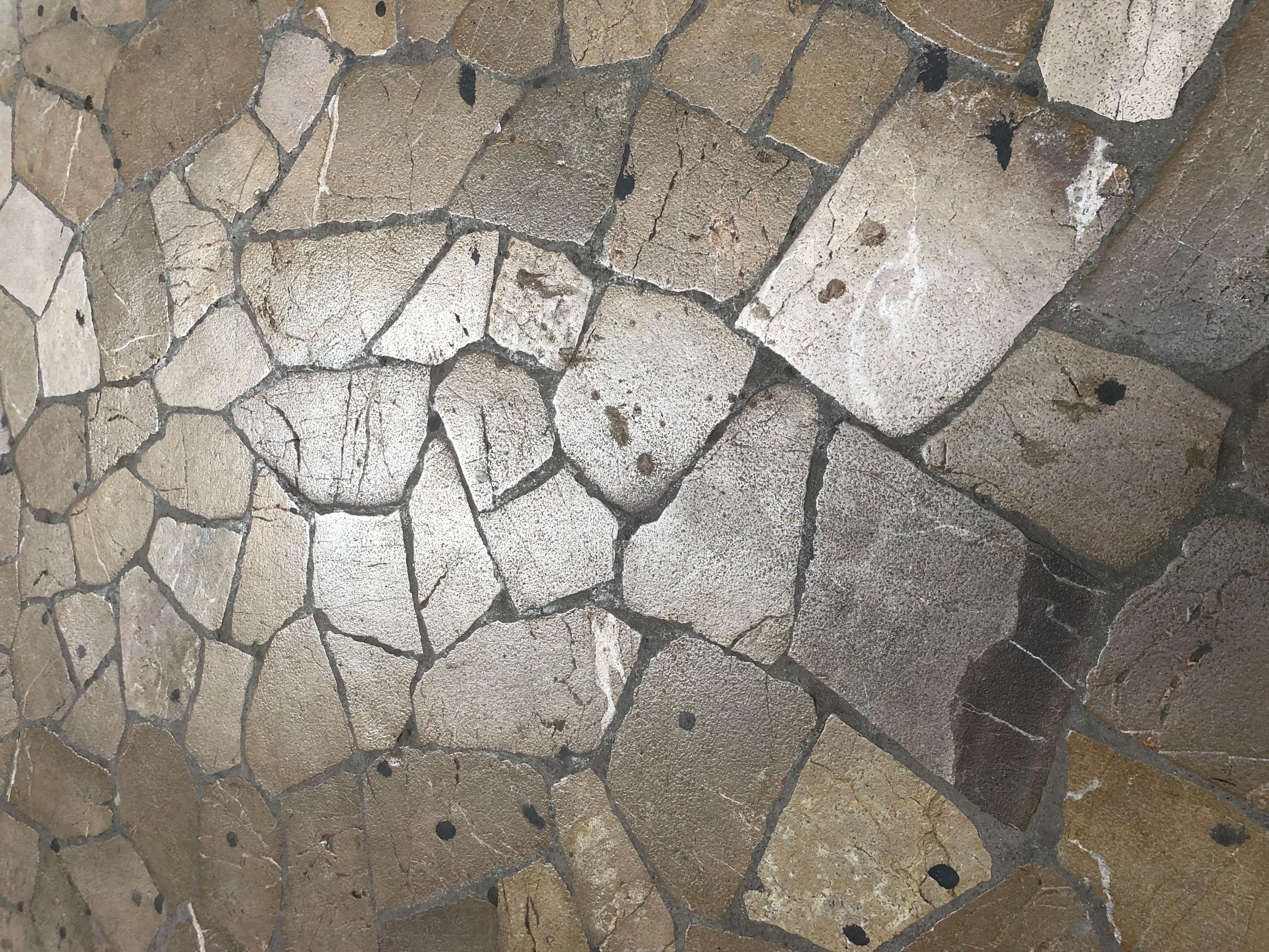 detalle pavimento piedra natural