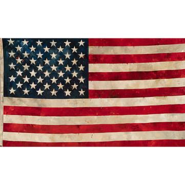 Tilted Flag