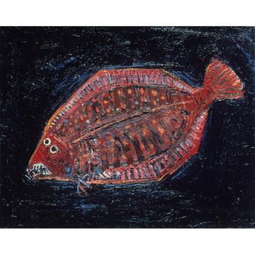 Mr. Flounder