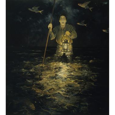 Spear Fisherman,