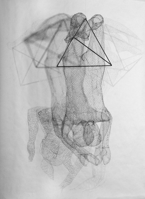 Dancer With Tetrahedron
