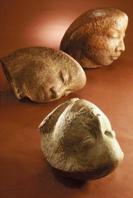 Three Guardian Heads