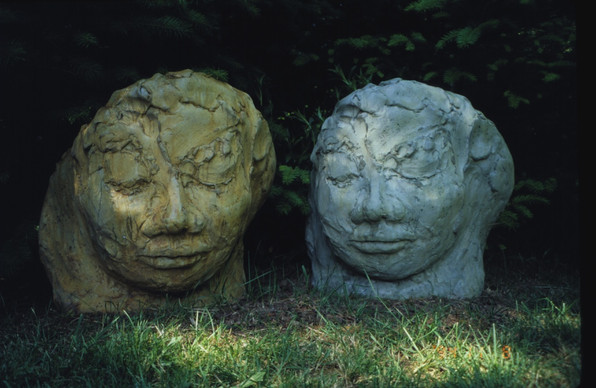 Large Guardian Heads