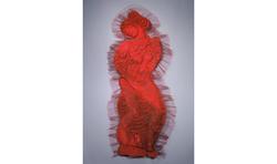"""La Mujer Roja """"Red Woman"""""""
