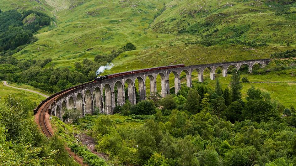 Bonne adresse Harry Potter : viaduc