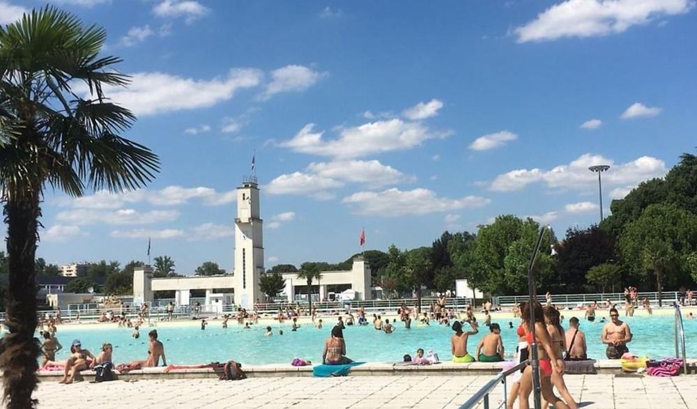 Bonne adresse la piscine Nakkache