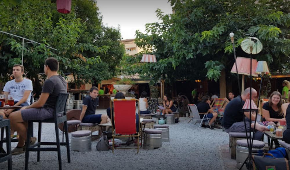 biergarten terrasse toulouse