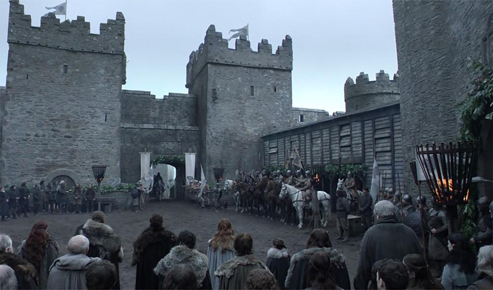 château de ward