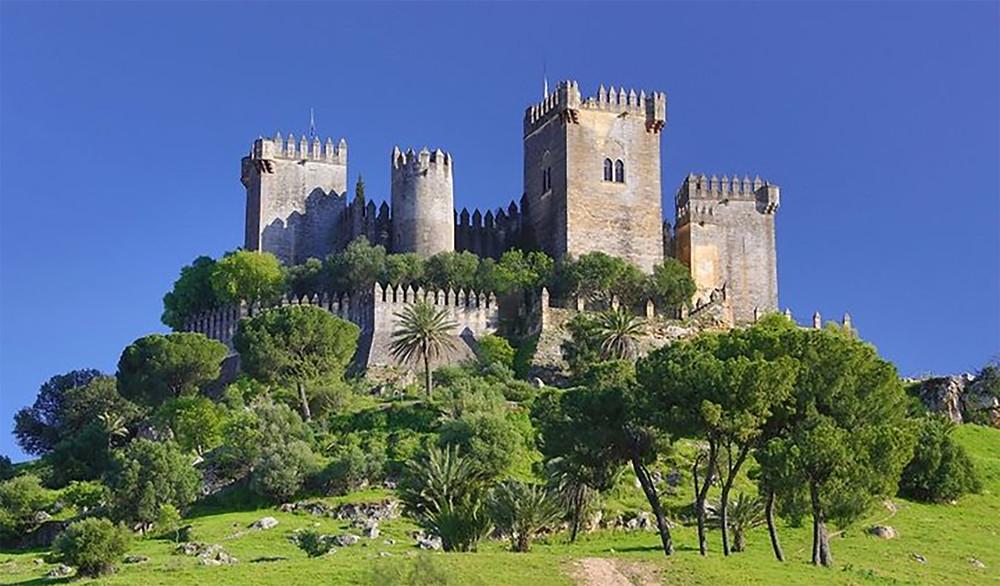 Château d'Almodovar Del Rio