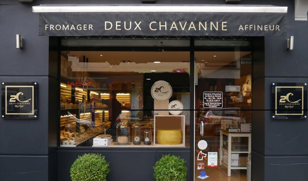 Bon plan : Deux Chavanne fromager