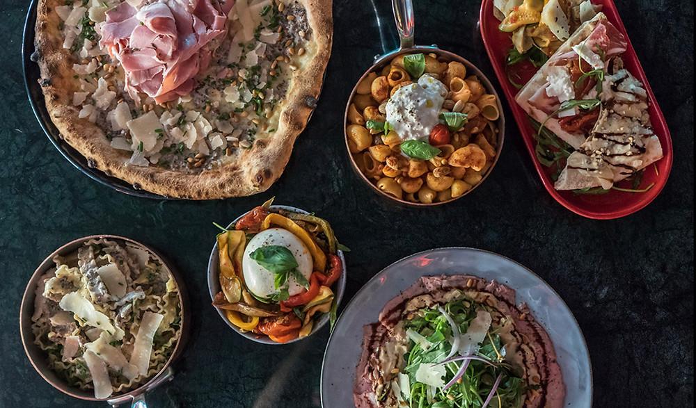 Bonne adresse, restaurant italien, prima fabbrica