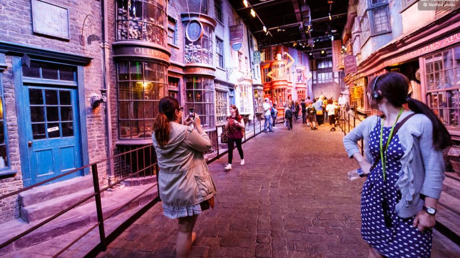 Bonne adresse Harry Potter : studios Warner Bros