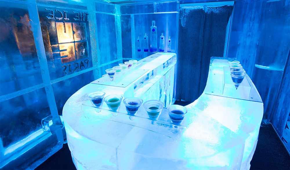 The Ice Kube Bar