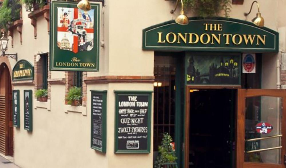 La bonne adresse : London Town